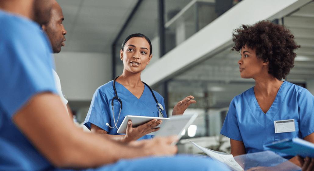 Areas RNs and Nurses