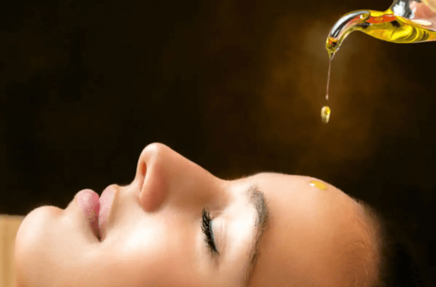 Organic Cleansing Oil