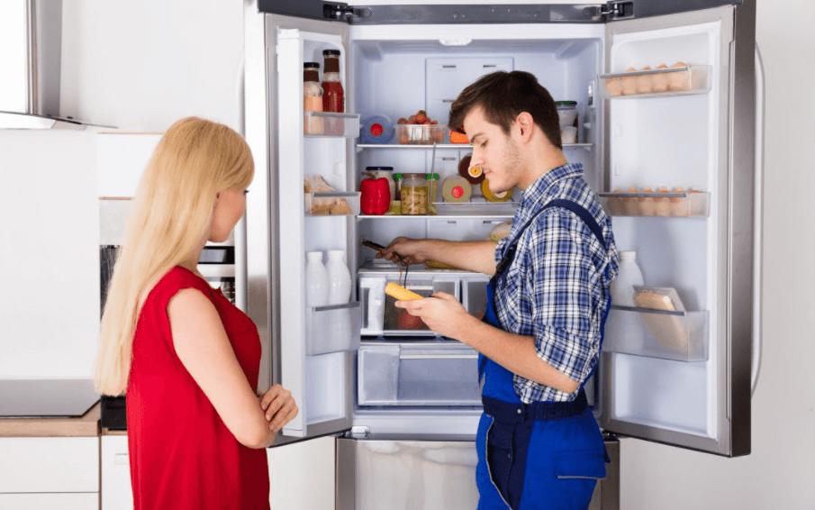 Refrigerator Needs Repair