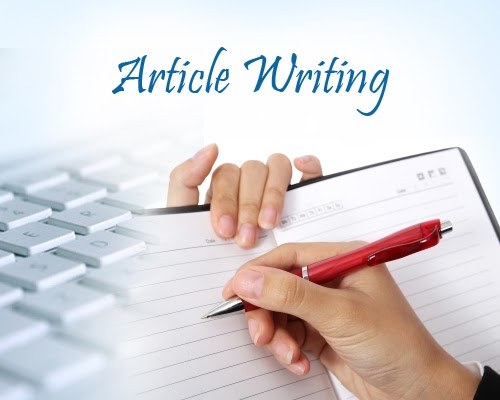 SUBMIT AN ARTICLE ONLINE