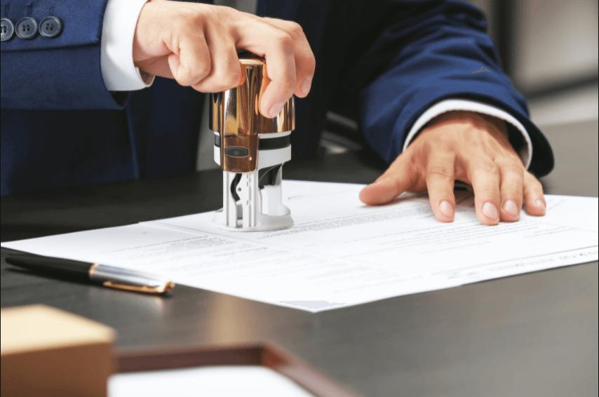 refuse a Notarization